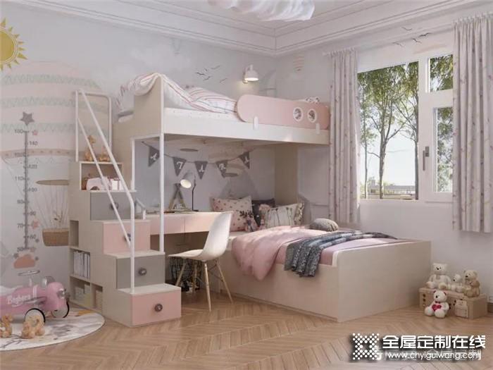 诗尼曼告诉你选择儿童房上下床你必须知道的6件事!