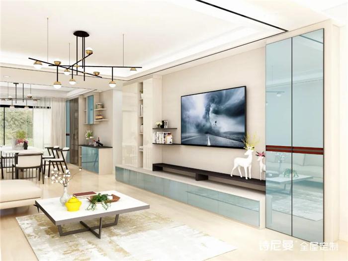 诗尼曼新品瑰丽板至简系列,都市新贵轻奢生活新主张