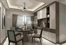 森诺定制案例:佛山140平方户型,三房一厅一入户