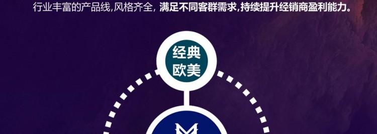 玛格全屋定制招商海报