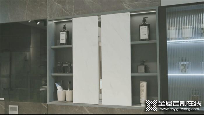 卫生间镜子正对门到底好不好?欧派告诉你