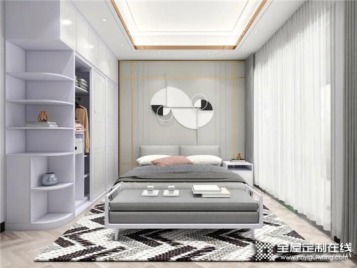 德维尔设计的卧室,让你彻底放松身心