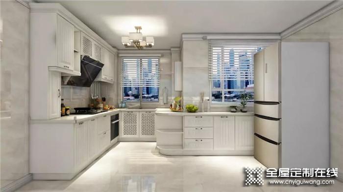 小户型厨房别怕,欧派这12个装修案例教你放大厨房