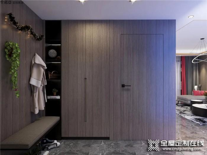 卡诺亚设计的2居室极简风,一眼就爱上了