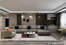 卡诺亚设计的客厅,研制高又不失个性