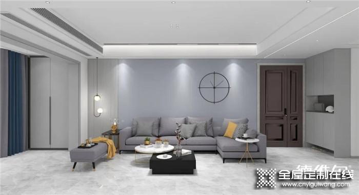 想学邻居家的客厅这么潮,就找德维尔帮你设计!