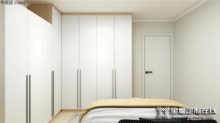 卡诺亚这套高颜值的三居室设计案例,值得100个赞!
