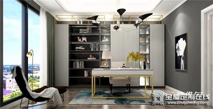 人人都想要的书房,看德维尔如何玩转设计