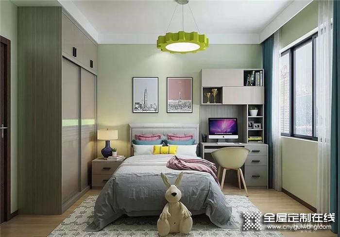 儿童房找德维尔设计,实用+颜值100分!