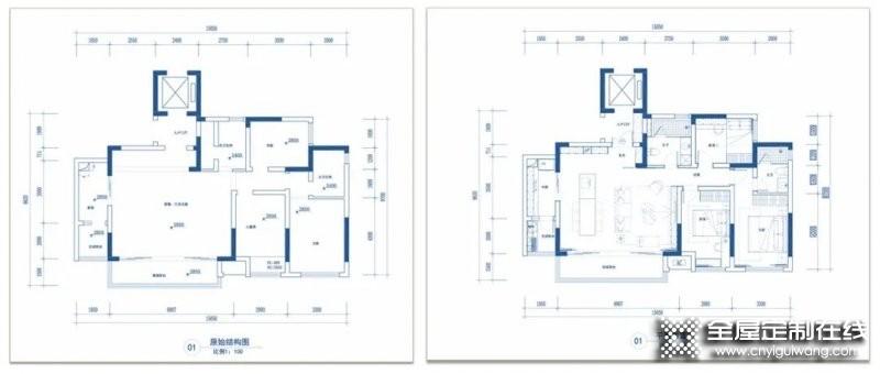 家装设计案例