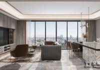 玛格全屋定制:现代简约风,超大客餐厅设计,兼具颜值与功能!