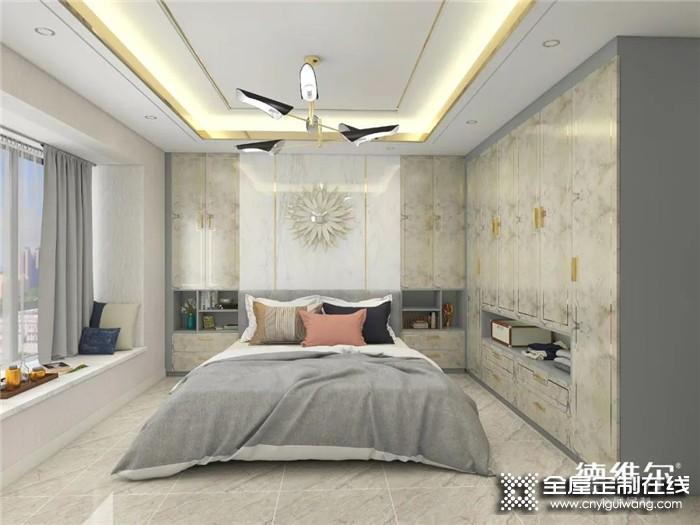 新中式风格看德维尔设计,开启你的理想生活