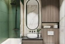 佰丽爱家关于卫生间的10个设计原则,让卫生间装出豪宅的大气感!