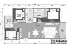 小户型婚房交给卡诺亚设计,实用又美观