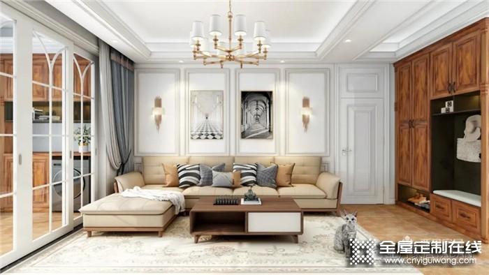 不管装不装电视,亚丹提醒你都要装个好客厅!