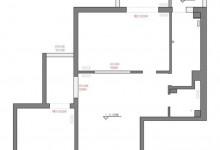 帅太分享的90㎡两房空间设计,颜值与实用都有了
