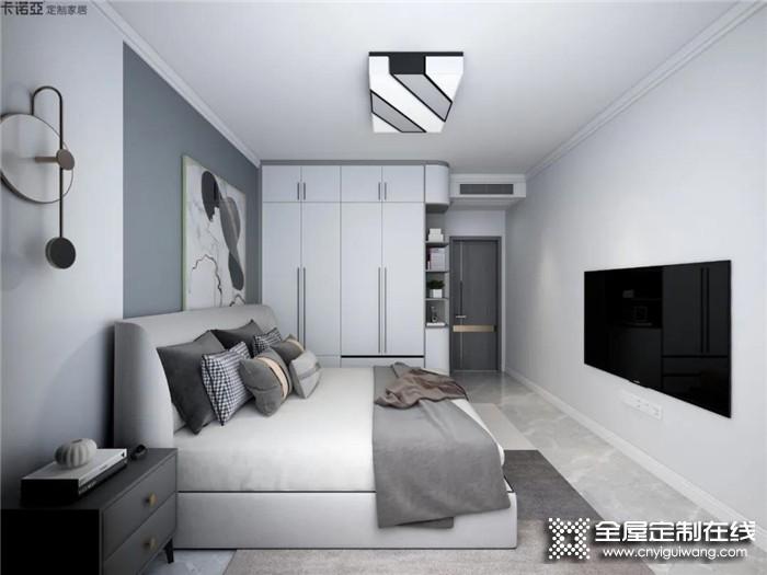 卡诺亚设计的99㎡的两居室,亲戚看了都赞不绝口!