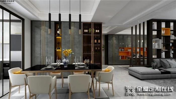 新鲜出炉!卡诺亚轻奢三房设计案例惊艳亮相!