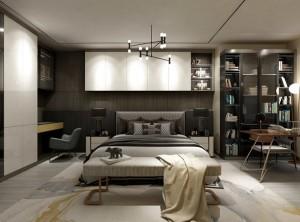 AI家居欢乐时光系列图片,卧室装修效果图