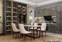 诗尼曼这11款高颜值实用型餐边柜设计,让吃饭变成一种诱惑