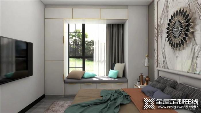 飘窗设计跟着德维尔设计,空间妥妥扩大一倍!