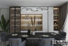 全度为你打造高颜值餐厅,让就餐空间更有温度