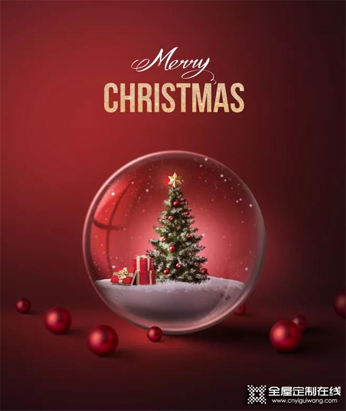 伊恋这套圣诞的家居配色案例,看着都让人愉悦不已