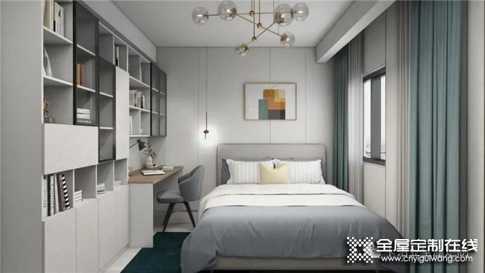 卡诺亚教你3个设计巧心思,卧房立刻变大10平米