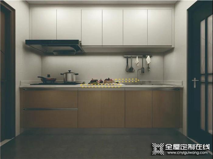 前期装修照着佰怡家说的这样做,厨房清洁更轻松!