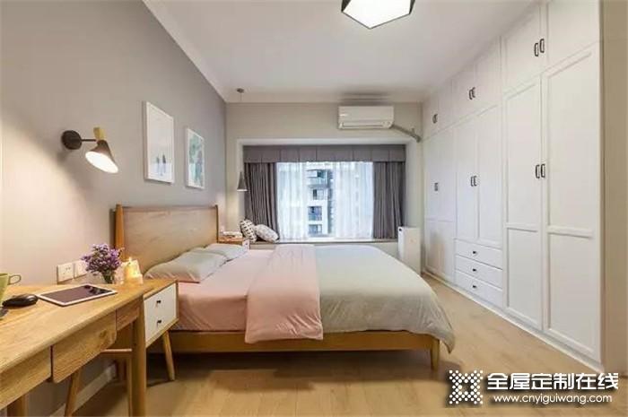 卧室不要装传统大衣柜了,交给诺维家吧