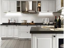 万格丽不锈钢厨柜-品珑系列