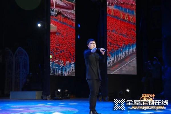 """帅太全屋定制:""""帅""""先点燃璀璨星光,2021河南全明星春晚录制成功"""
