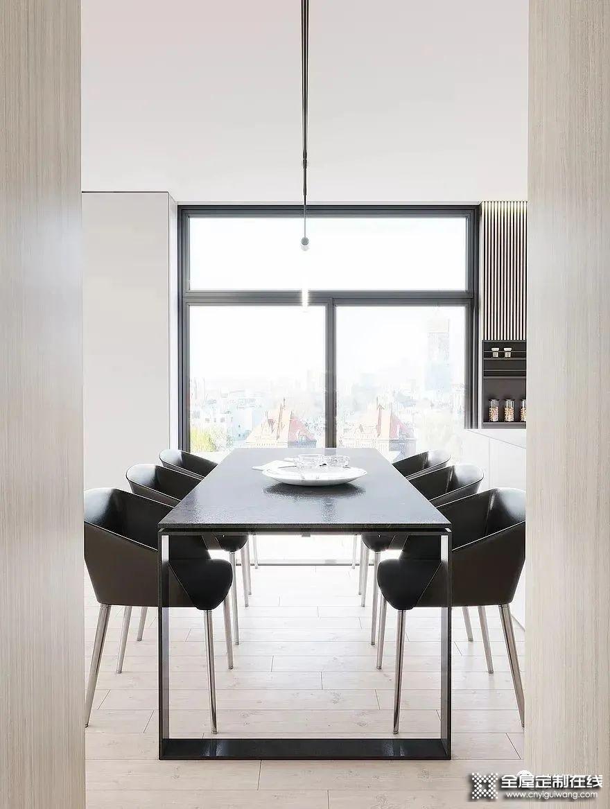 梵尼亚简约风格家装设计 让家居更显时尚大气