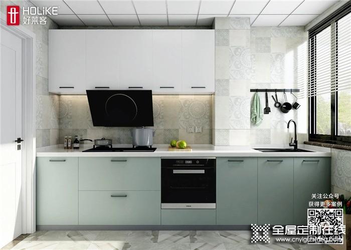 超实用厨房设计案例