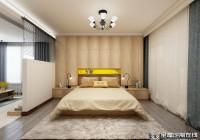 床头只能做背景墙?试试这4种实用性设计