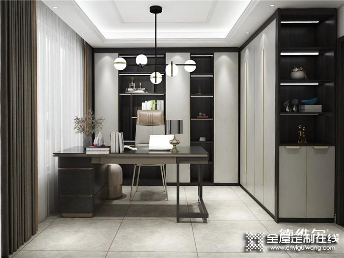 德维尔书柜与榻榻米组合设计