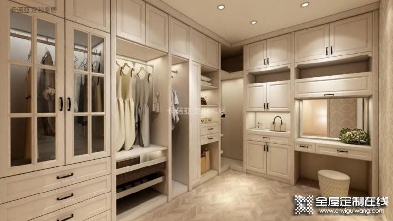 卡诺亚定制家居:小卧室照样可以定制衣帽间!_11