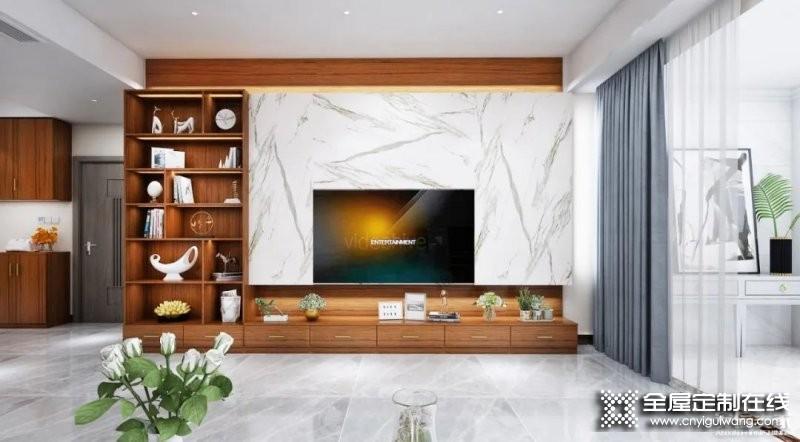 电视背景墙在家装中的作用是什么,电视背景墙设计方案有哪些_2