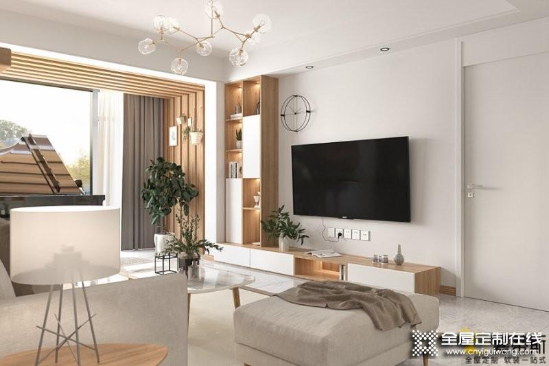 电视背景墙在家装中的作用是什么,电视背景墙设计方案有哪些_1