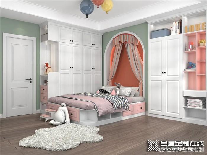 诗尼曼的这3套儿童房设计方案!别说孩子,我看了都心动!