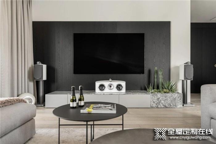 澳都全屋定制:生活从这里开始∣电视背景墙篇