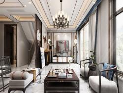 有一个地方叫做家:新中式的设计,骨子里的气质!