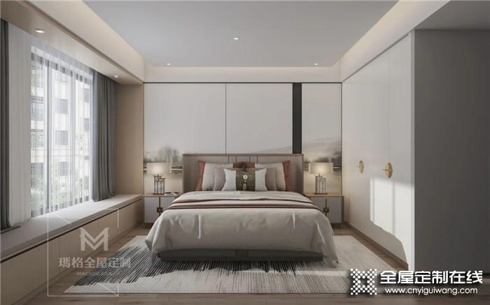 我敢打赌,卧室像玛格这样装,睡眠质量提升100倍!
