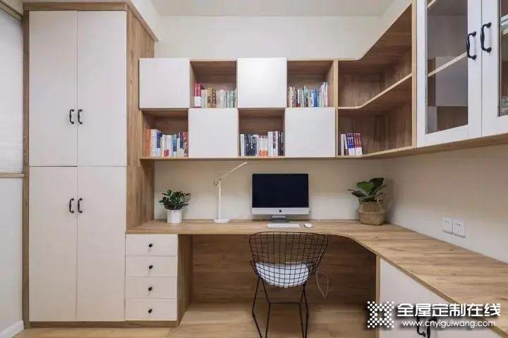 实木书柜用什么木材好,如何选购实木书柜_1