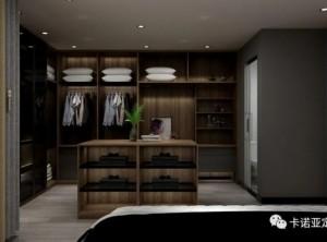 卡诺亚定制家居衣柜间装修效果图