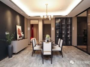 卡诺亚定制家居禅意新中式家装效果图