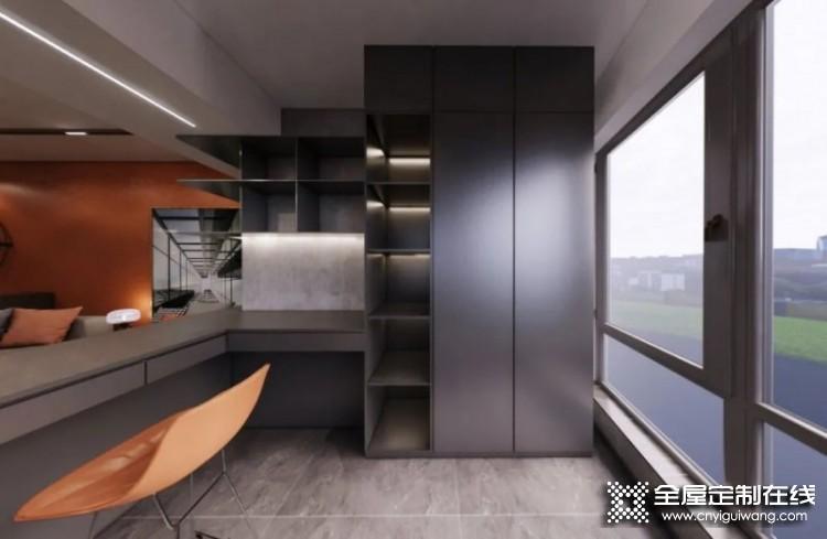 禾田世家美式风格效果图,高级灰色系为你带来装修新灵感!