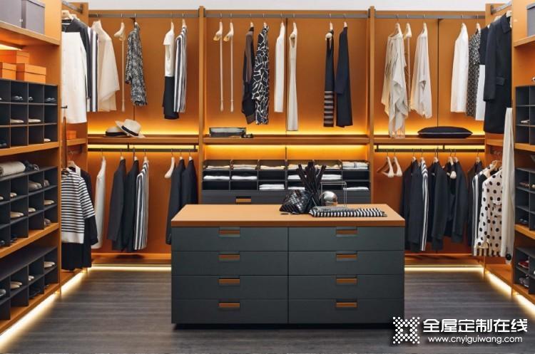 现代筑美衣柜效果图,现代风格衣柜装修图