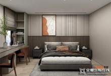 优格全屋定制| 一套意式轻奢风卧室案例,送给精致生活的你!