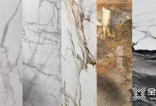 丽博岩板 | 在起伏流动的纹理中,传递澄净的生活!